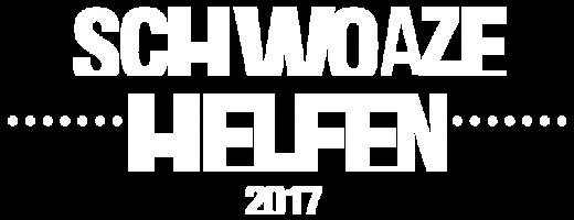 schwoaze_helfen_schriftzug_2017