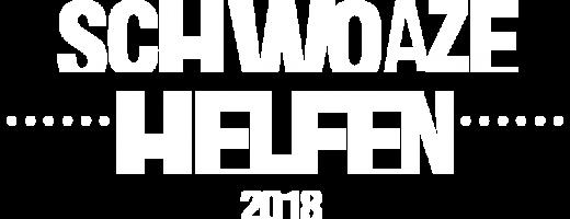 schwoaze_helfen_schriftzug_2018_weiß